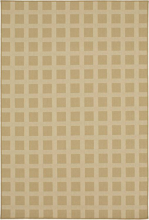 Karastan Design Concepts Woolston Plaid Harvest