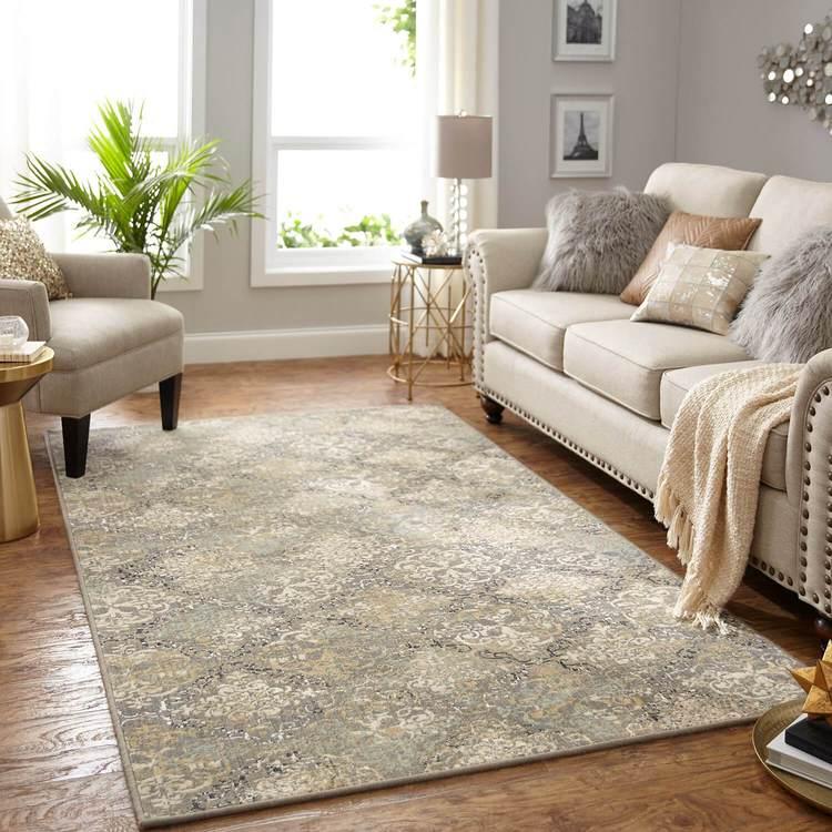Karastan Design Concepts Simpatico Moy Silver