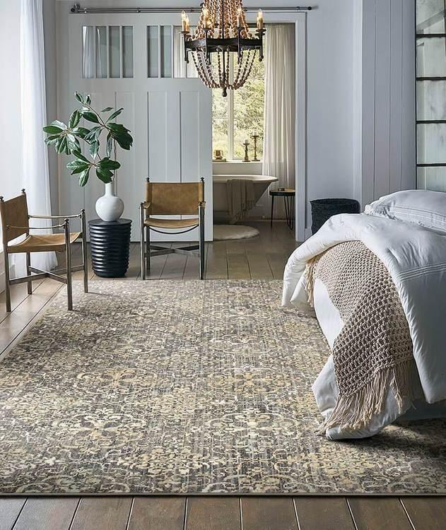 Karastan Design Concepts Simpatico Moy Denim