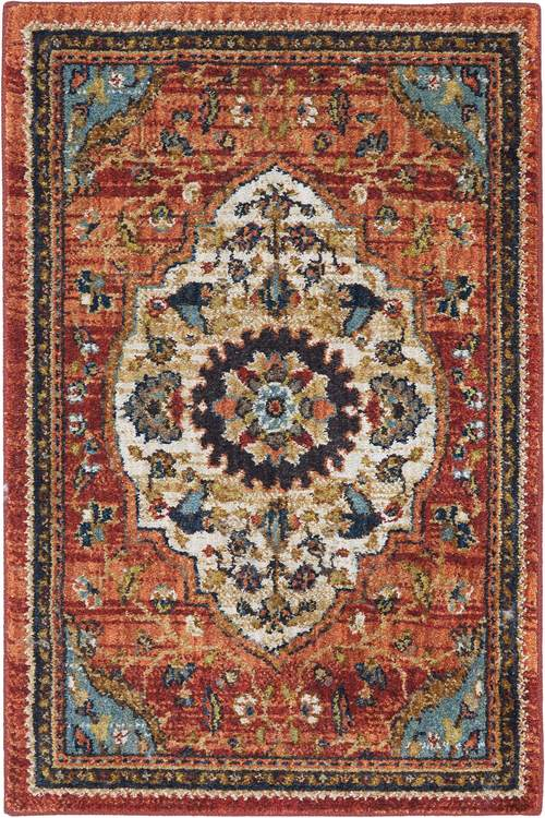Karastan Spice Market Petra Multi