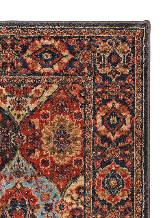 Karastan Spice Market Levant Multi
