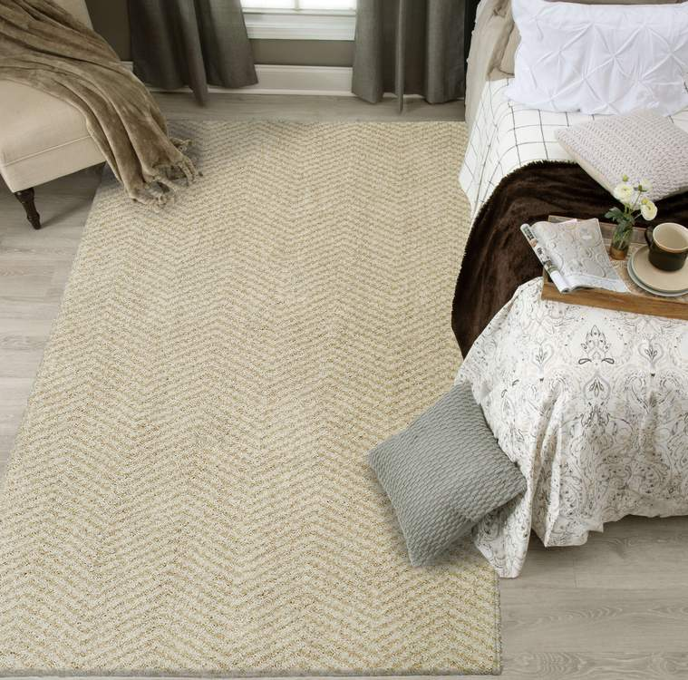 Heathland Carlan Tan Area Rug
