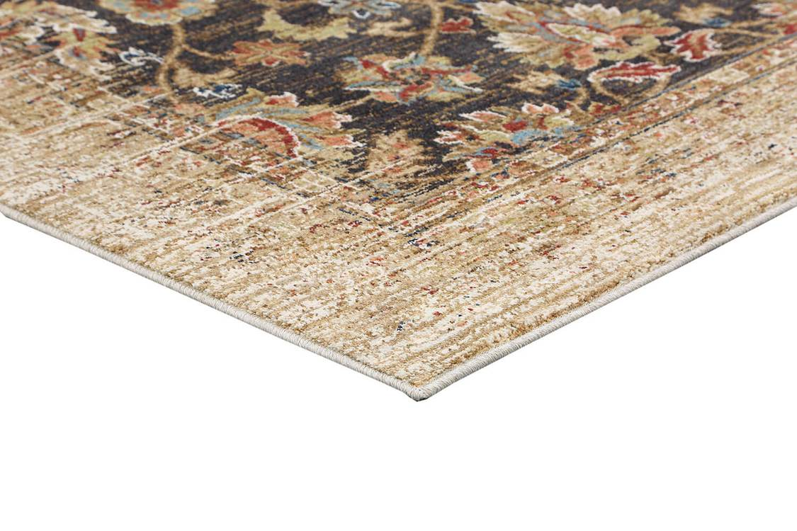 Lana Angkor Gold  Brown Area Rug