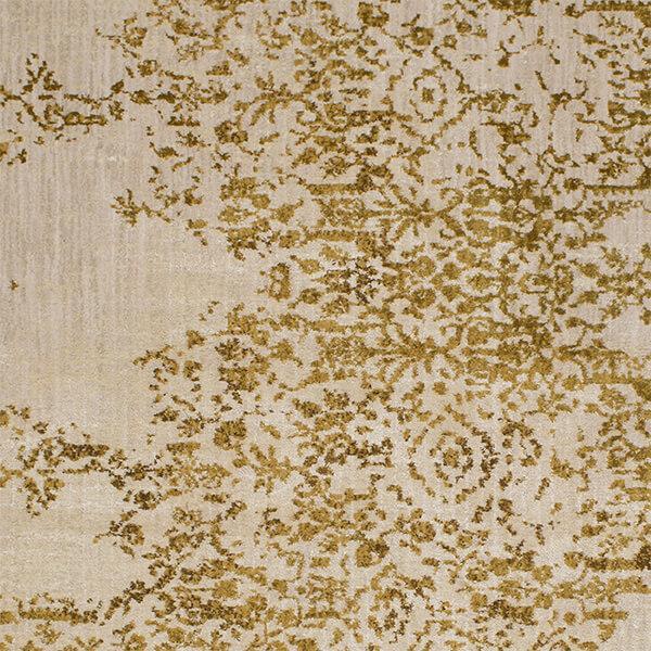 Karastan Cosmopolitan Nirvana Brushed Gold By Virginia Langley