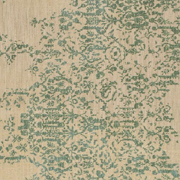 Karastan Cosmopolitan Nirvana Jade By Virginia Langley
