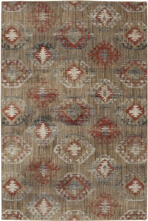 Dominica Barnard Ginger Area Rug