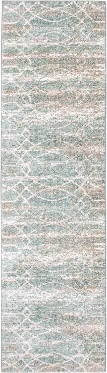 Karastan Touchstone Debonair Jadeite By Virginia Langley