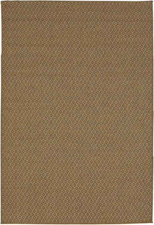 Lockhart Chattahoochee Brown Area Rug