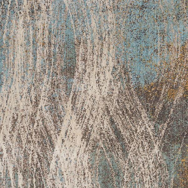 Karastan Enigma Allure Jade By Virginia Langley