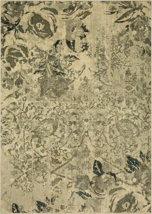 Karastan Touchstone Romantica Willow Grey By Patina Vie