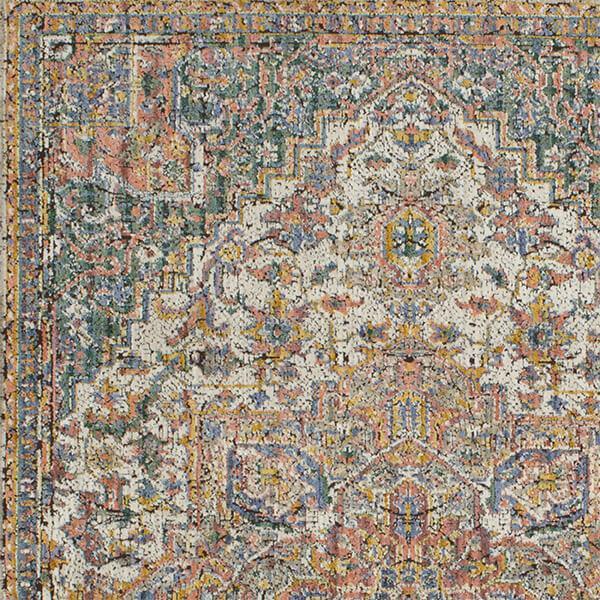 Karastan Mosaic Ravenna Multi