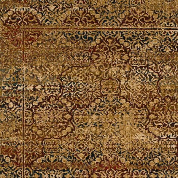Karastan Spice Market Baroque Gold