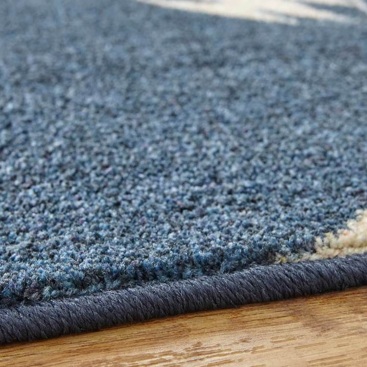 Technicolor Sail Away Blue Area Rug